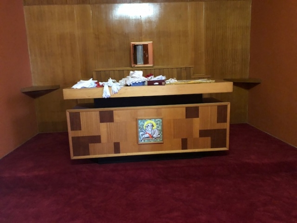 Altar and Tabernacle available